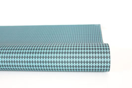 """Wrapping Paper """"Rhombus"""", blue"""