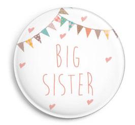 "Button ""Big Sister"""