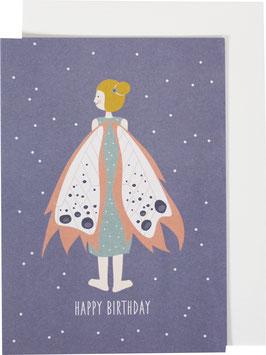 Greeting Card Fairy - Happy Birthday