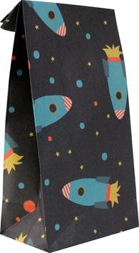 "Paper Gift Bags ""Rockets"" (6 pcs.)"