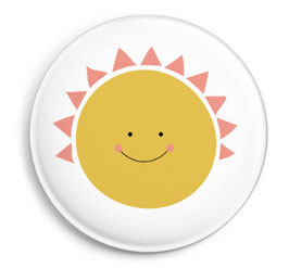 "Button ""Sun"""