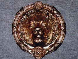 ドアノッカー  ライオン KN 120