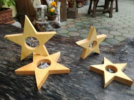 Stern mit Swarovski Kristall