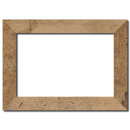 Bilderrahmen Holz 30x45 cm