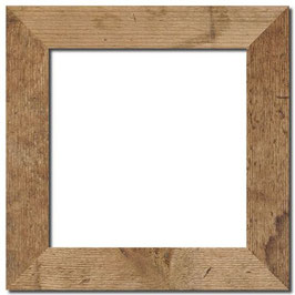Bilderrahmen Holz 30x30 cm