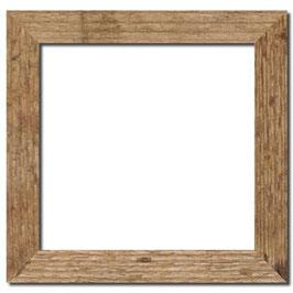 Bilderrahmen Holz 20 x 20 cm