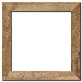 Bilderrahmen Holz 40x40 cm