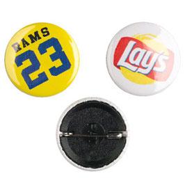 Chapas 25mm personalizadas todo color