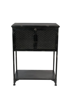 Dutchbone - Barschrank Metall - Denver - schwarz