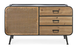 Bizzotto - Sideboard Nr.2  - Elton - Geflecht
