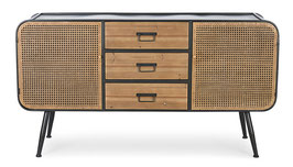 Bizzotto - Sideboard Nr.3  - Elton - Geflecht