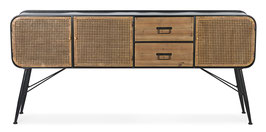 Bizzotto - Sideboard Nr.1  - Elton - Geflecht