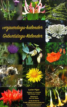 Verjaardags-Geburtstag Kalender