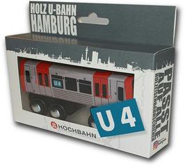 Hamburger Holz U-Bahn U4