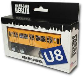 Berliner Holz U-Bahn U8