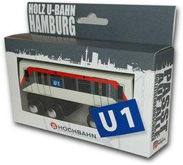 Hamburger Holz U-Bahn U1