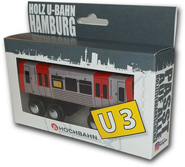 Hamburger Holz U-Bahn U3