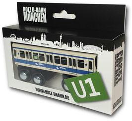 Münchener Holz U-Bahn U1