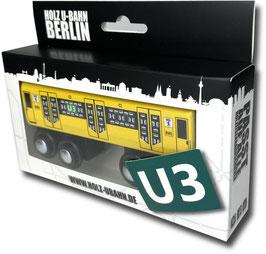 Berliner Holz U-Bahn Linie U3