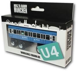 Münchener Holz U-Bahn U4