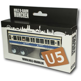 Münchener Holz U-Bahn U5