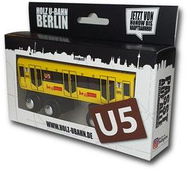 Berliner Holz U-Bahn U5