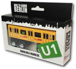 Berliner Holz U-Bahn U1