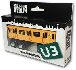 Berliner Holz U-Bahn U3