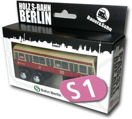 Berliner Holz S-Bahn S1