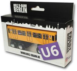 Berliner Holz U-Bahn U6