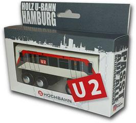 Hamburger Holz U-Bahn U2