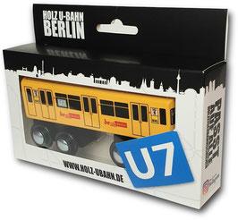 Berliner Holz U-Bahn U7