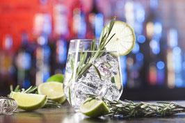 Gin Tasting 14.10.2021 um 19:55