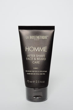 """After Shave Face & Beard Care """"Homme"""" 75 ml"""