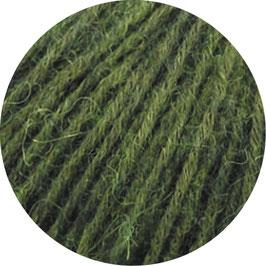 Ecopuno Farbe 1 Loden, Edles Garn aus Baumwolle mit Merino und Alpaka