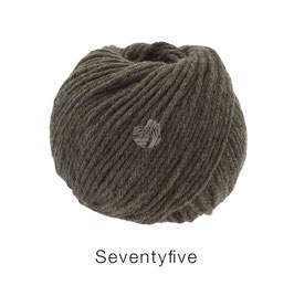 Seventyfive Farbe 11, recyceltes Kaschmir + Merinofasern