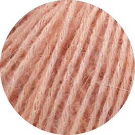 Ecopuno Farbe 7 Pfirsich, Edles Garn aus Baumwolle mit Merino und Alpaka