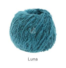 Luna  Farbe: 14, Geschnittenes Bändchengarn aus Merinowolle in Chenilleoptik