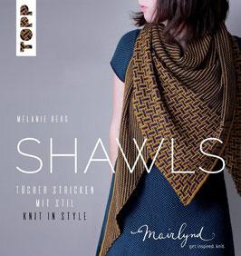 SHAWLS von Melanie Berg