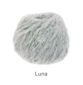 Luna  Farbe: 8, Geschnittenes Bändchengarn aus Merinowolle in Chenilleoptik