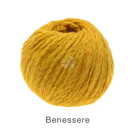 Benessere  Farbe 10, Kettengarn aus Baumwolle & Alpaka