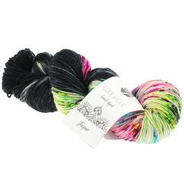 Cool Wool Hand-Dyed Farbe 106 , Extrafeine Merinowolle waschmaschinenfest und filzfrei, handgefärbt