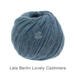 Lala Berlin Lovely Cashmere Farb-Nr. 4, Jeansblau, Soffilo mit Kaschmir