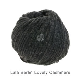 Lala Berlin Lovely Cashmere Farb-Nr. 6, Anthrazit, Soffilo mit Kaschmir