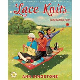 Lace Knits von Ann Kingstone