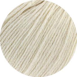 Alta Moda Cotolana Farbe 19, Hellbeige, Edles Kettengarn aus Merino und Pima Baumwolle
