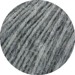 Ecopuno Farbe 56 Grau, Edles Garn aus Baumwolle mit Merino und Alpaka