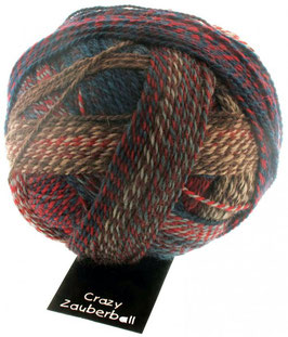 Zauberball®Crazy 1507 Herbstwind