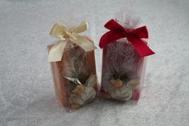 Schafmilchseife 150 g dekoriert mit Engel
