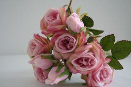 Rosenbund versch. rosa Töne